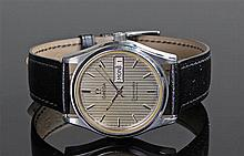 Omega Seamaster Automatic stainless steel gentlema