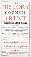 The History of the Council of Trent. London: J. Ma
