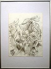 Drawing: Mark Bodé