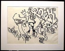 Drawing: MOZE (1973)