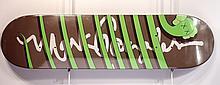 Planche de skateboard: Kaws