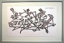 Drawing: BROK (1973)