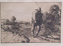 Altheim, Wilhem (Groß-Gerau 1871 - 1914 Frankfurt/M. )- ''Ach bleib bei mir