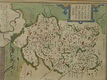 Dryander, Johann(1500 Wetter - 1560 Marburg) - Hassiae Descriptio Ioanne Dr