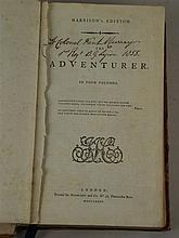 The Adventurer/The Guardian - Harrison's Edition, 358 u. 366S. , London 178