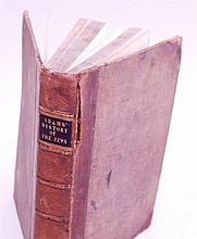 Adams, Hannah - The History of the Jews, From the Destruction of Jerusalem