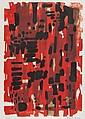 Patrick Heron (1920-1999) Red Garden lithograph