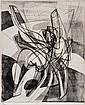 Stanley William Hayter (1901-1988) Angels