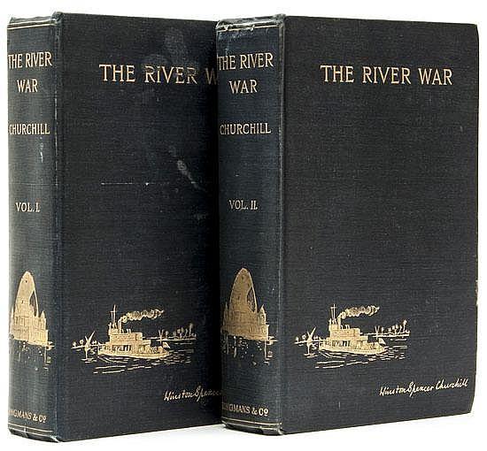 Churchill (Sir Winston Spencer) The River War, 2
