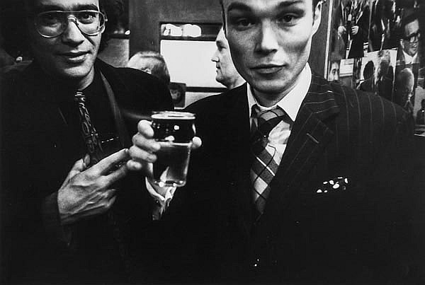 Photographer Unknown. Philip, French House (Soho),