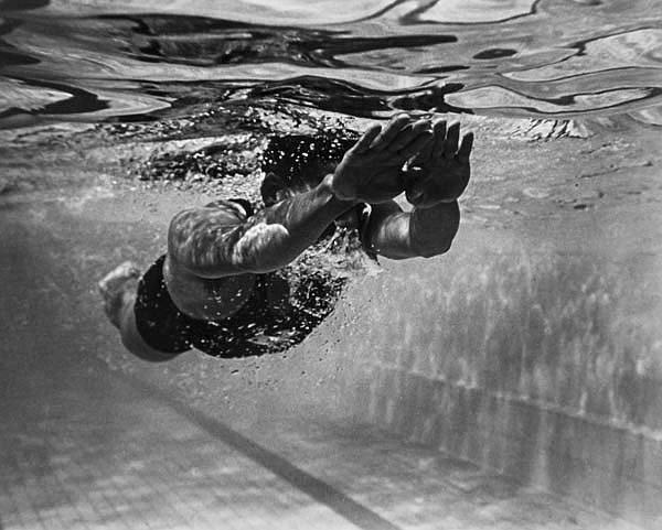 DDS Leni Riefenstahl (1902-2003). Unter Wasser