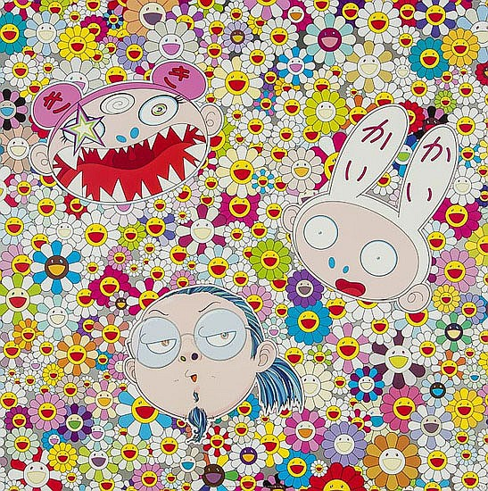Takashi Murakami (b.1962) Kaikai Kiki and Me - The