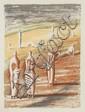 DDS. Henry Moore (1898-1986) Promethee (c.18-32)