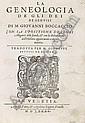 Boccaccio, Giovanni. La genealogia degli dei de'