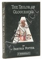 Potter (Beatrix) The Tailor of Gloucester, first