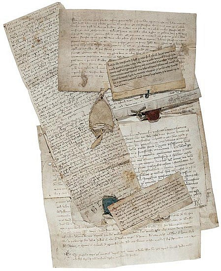 Savoy (Counts of) Documents concerning the ruling