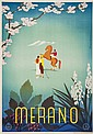 FRANCISCONE, Sergio (B.1912) MERANO lithograph in