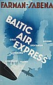FOLON, Jean Michel BALTIC AIR EXPRESS,