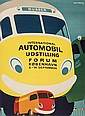 RASMUSSEN, Aage (1913-1975) AUTOMOBIL UDSTILLING