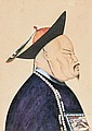 Chinese School (19th century) Imperial courtier,