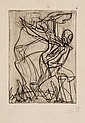 DDS. Stanley William Hayter (1901-1988) La Beche