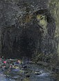 Huang He People of the Night, 2009-2011 oil on