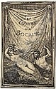 [ Erotica ] Boccaccio (Giovanni) Contes, 2 vol., half-titles, 20 engraved plates after Rogier, extra-illustrated by the insertion of a suite of 21 erotic plates by Gravelot from an earlier edition, some foxing, engraved armorial bookplate of the