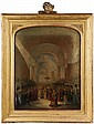 George Baxter (1804-1867) The Coronation of Queen