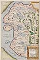 Ortelius (Abraham) Thietmarsiae, Holsaticae