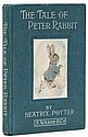 Potter (Beatrix) The Tale of Peter Rabbit, early