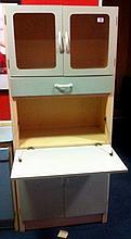 1950's Kitchen Cabinet, original condition.