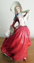 Royal Doulton figurine Autumn Breezes.