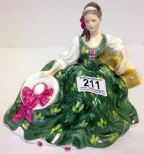 Royal Doulton Figurine 'Elyse'