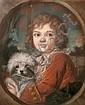 ÉCOLE FRANÇAISE VERS 1760 PORTRAIT DE JEUNE GARÇON
