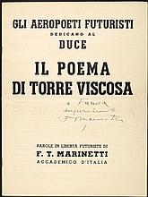 Marinetti, Filippo Tommaso (1876-1944).