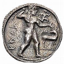Monete della Magna Grecia Bruttium