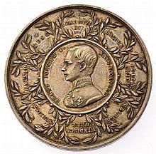 Francesco Giuseppe I, medaglia 1852 -  Franz Joseph I., Medaille 1852