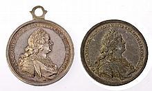 "Francesco I, ""Gnadenmedaille"