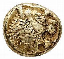 Monete Greche Regno di Lydia