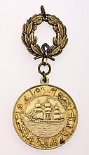 Medaglia per la spedizione marittima della fregata