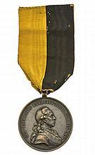 Medaglia di Belgrado 1789 con leggenda latina - Lateinische Belgrad Medaille 1789