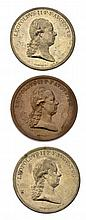 Leopoldo II, tre esemplari della