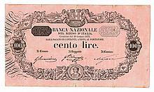 Cartamoneta Regno d'Italia