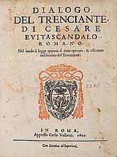 Evitascandalo, Cesare