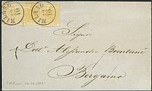 Lombardo Veneto I emissione - Carta a mano