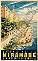 Advertising posters - Titolo: GRAND HOTEL MIRAMARE