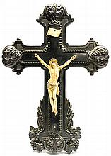 CRUCIFIED CHRIST FROM THE LATE 19TH CENTURY