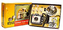 BROWNIE CAMERA WITH CASE