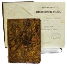 TWO 19th CENTURY LAW BOOKS