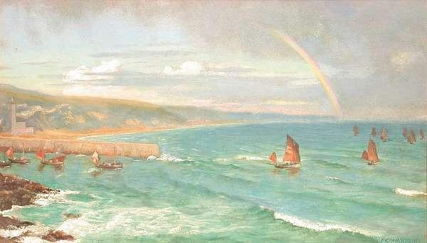 Arthur Hughes (British 1832-1915)